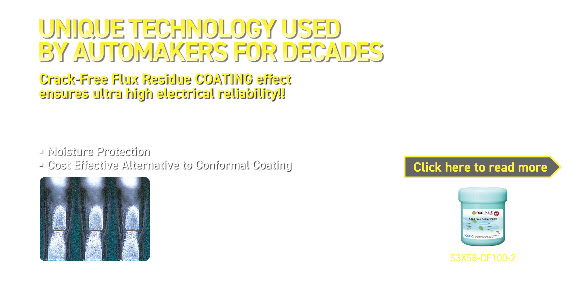 S3X58M500C-7, powerful Wetting General Purpose Solder Paste